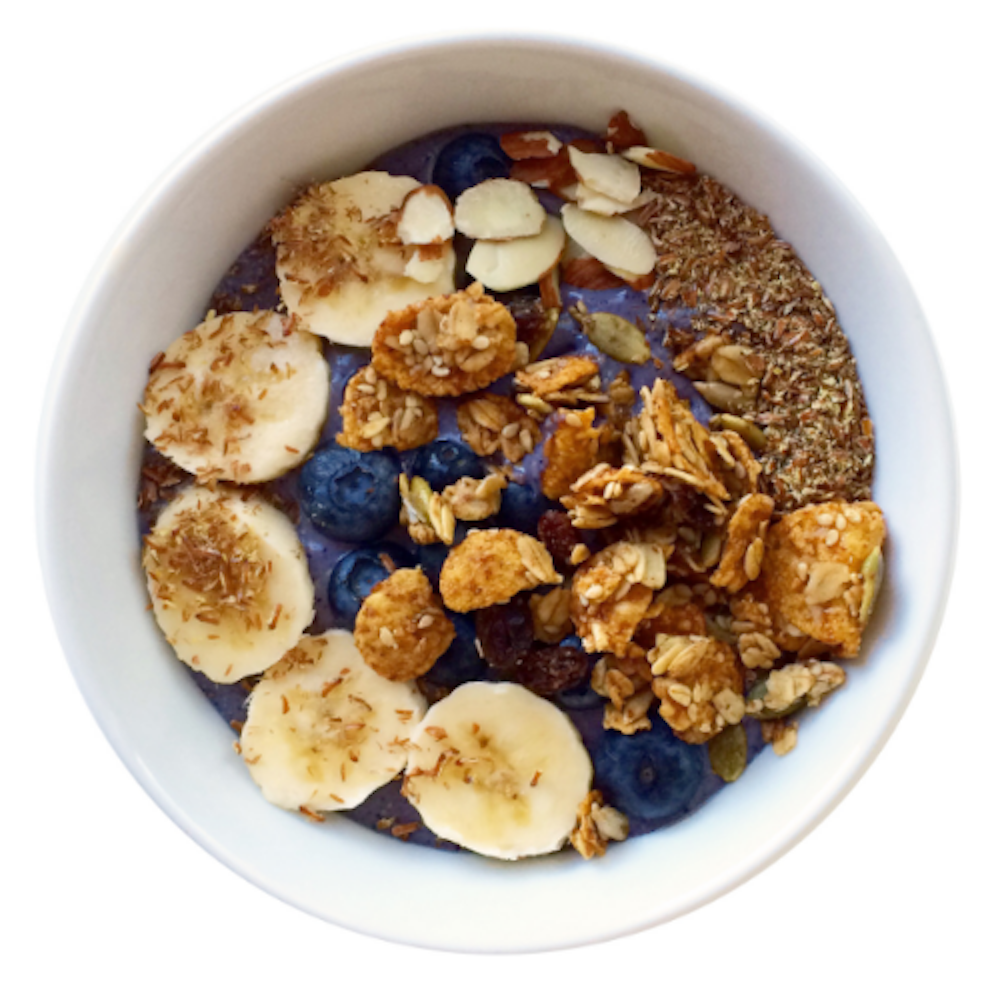 Blended: Smoothie Bowls to Brighten Your Morning