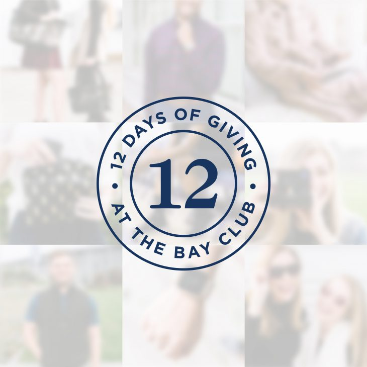 The 12 Days of Giving