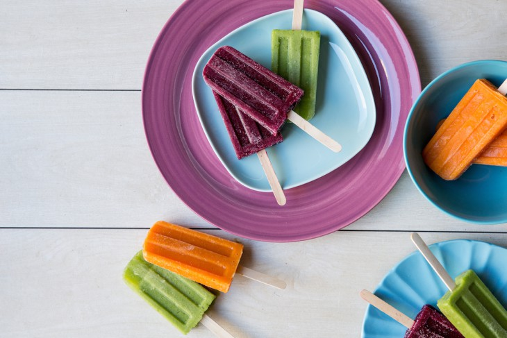Popsicles that Make Healthy Cool
