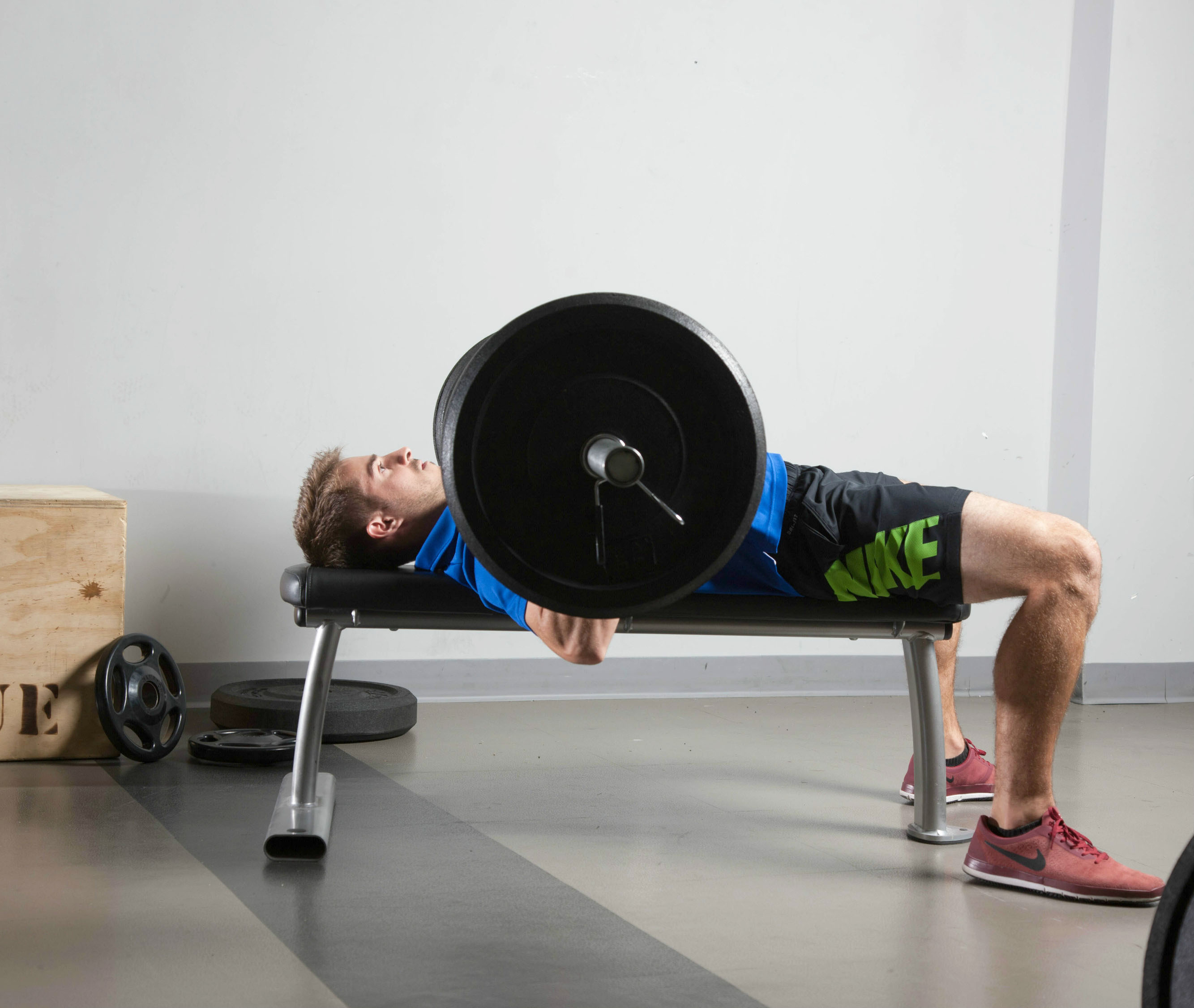 Strongest Bench Press: Workout Of The Week: Strength