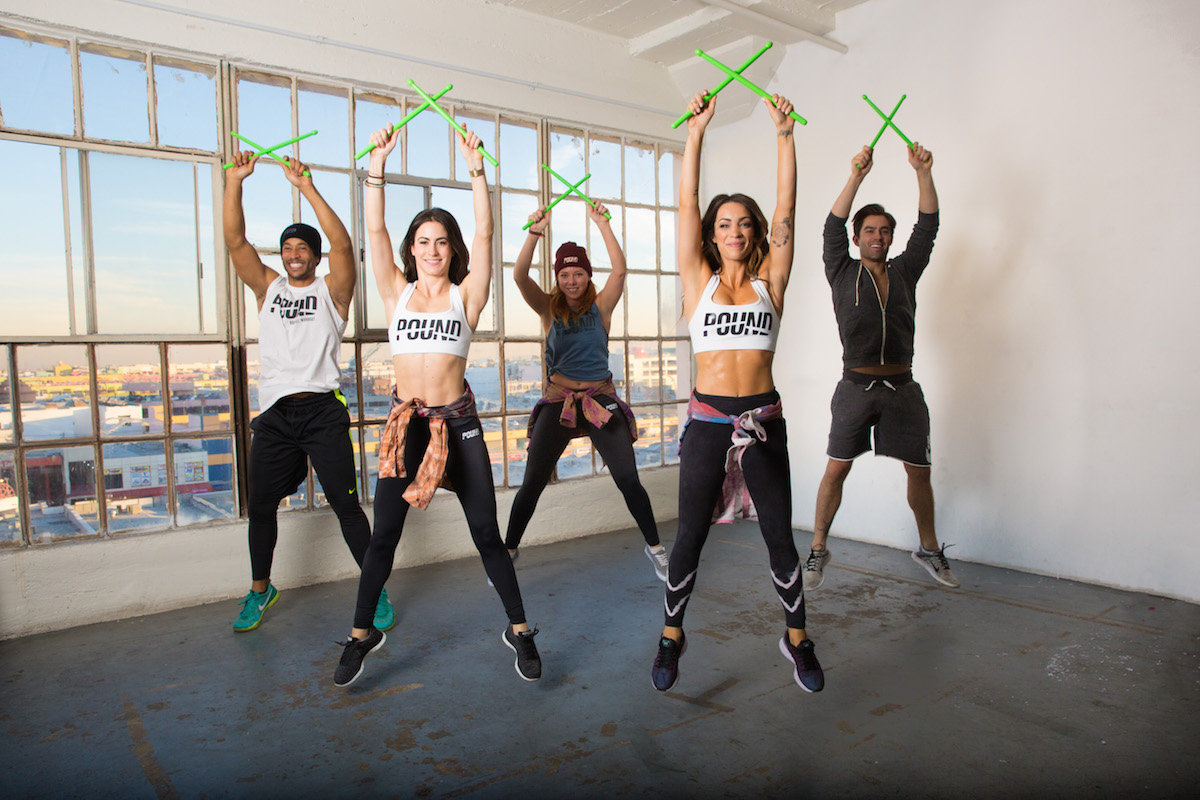 Pound for the holidays the bay club blog this december the bay club has partnered with pound for 12 days of pound a 12 day fitness challenge in which participants will have the opportunity to xflitez Images