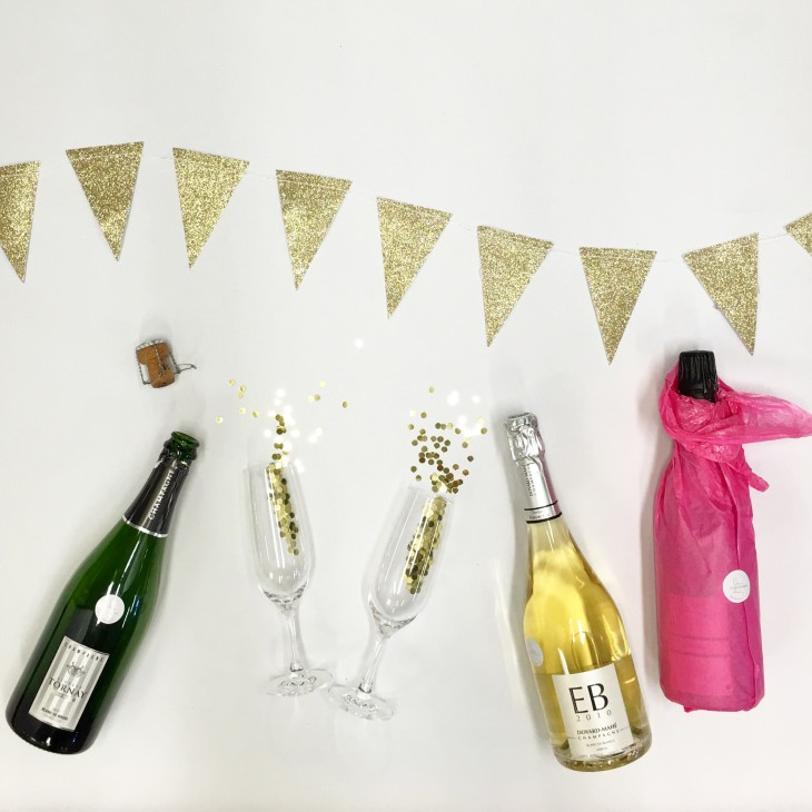 5 Champagnes To Share With Your Sweetheart