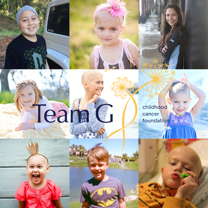 Help Us Fight Pediatric Cancer this September