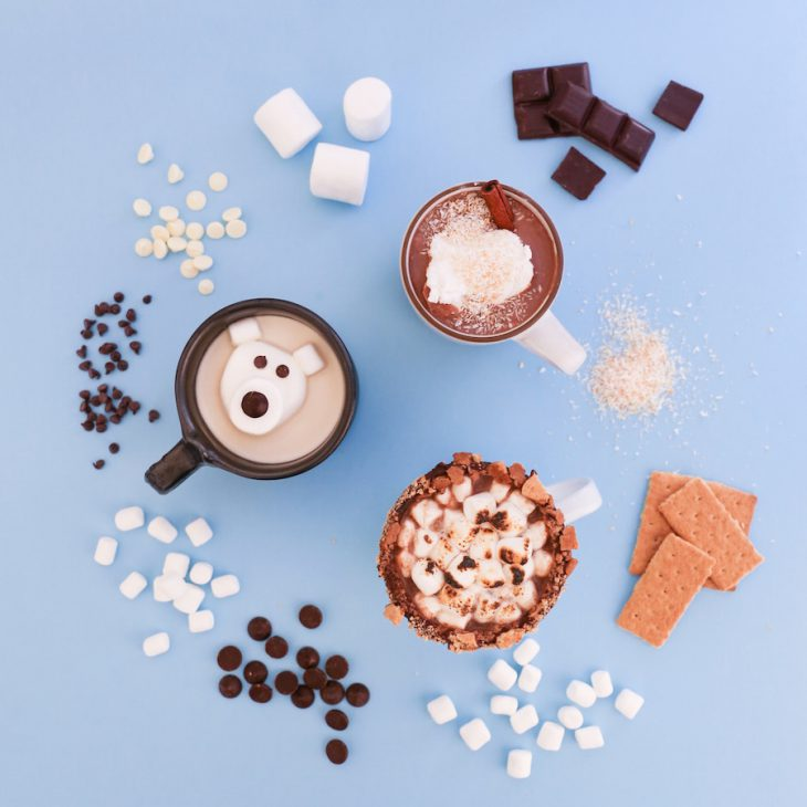 3 Ways to Enjoy a Cup of Cocoa
