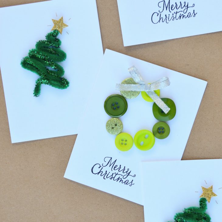 A Very DIY Holiday: Greeting Cards
