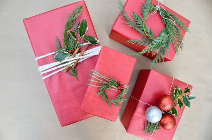 A Very DIY Holiday: Gift Wrapping