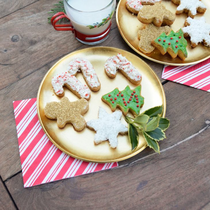 A Very DIY Holiday: Healthier Holiday Cookies