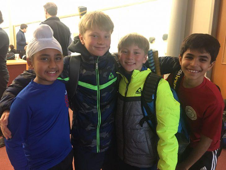 Bay Club Juniors Shine at U.S. Junior Open