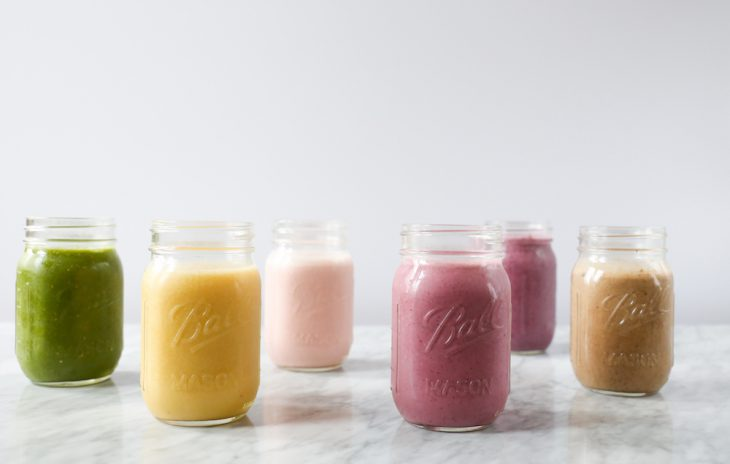 Introducing Our All-New Smoothie Lineup