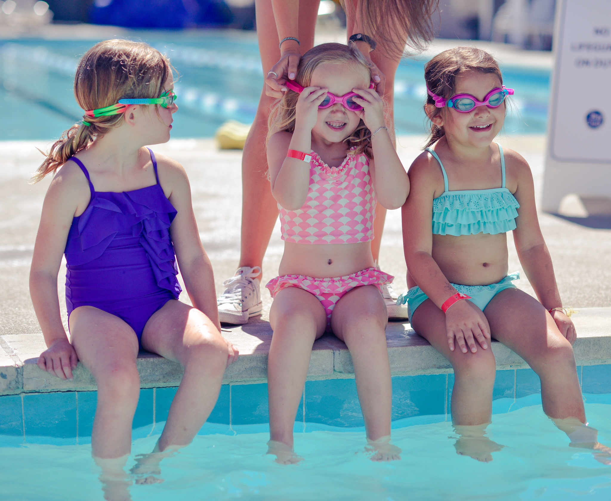 3 Reasons to Get Little Ones in the Pool this Summer