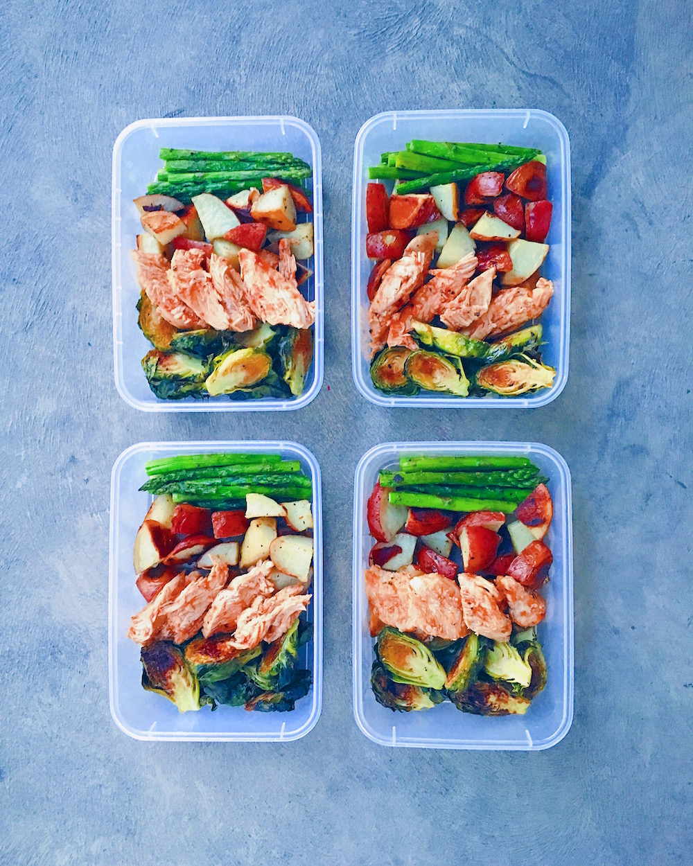 A Lesson in Meal Prepping with Cali Girl Gets Fit