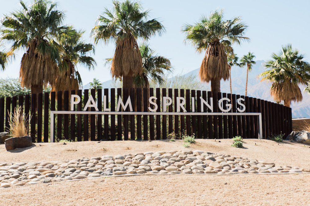 Finding Paradise in Palm Springs