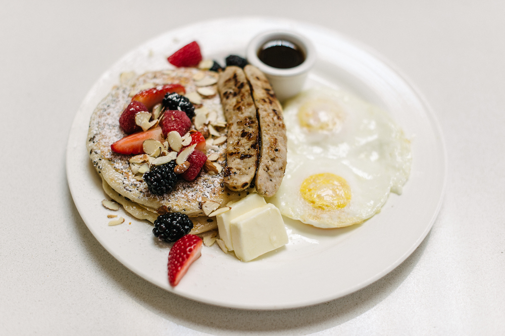 Breakfast of Champions (for 2!) from Chef Travis Darling