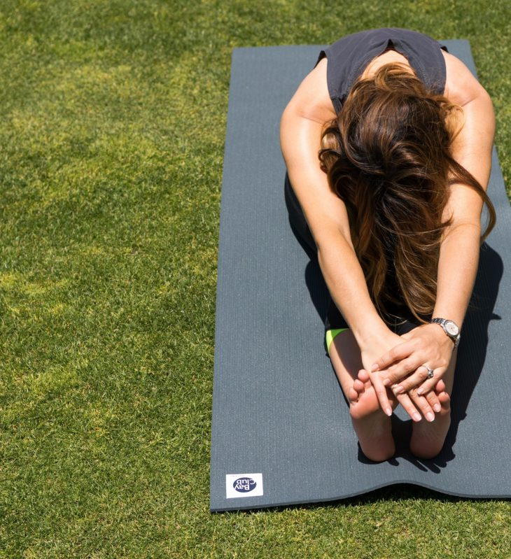 Stop, Drop, Stretch: Yoga Relief for Long Travel