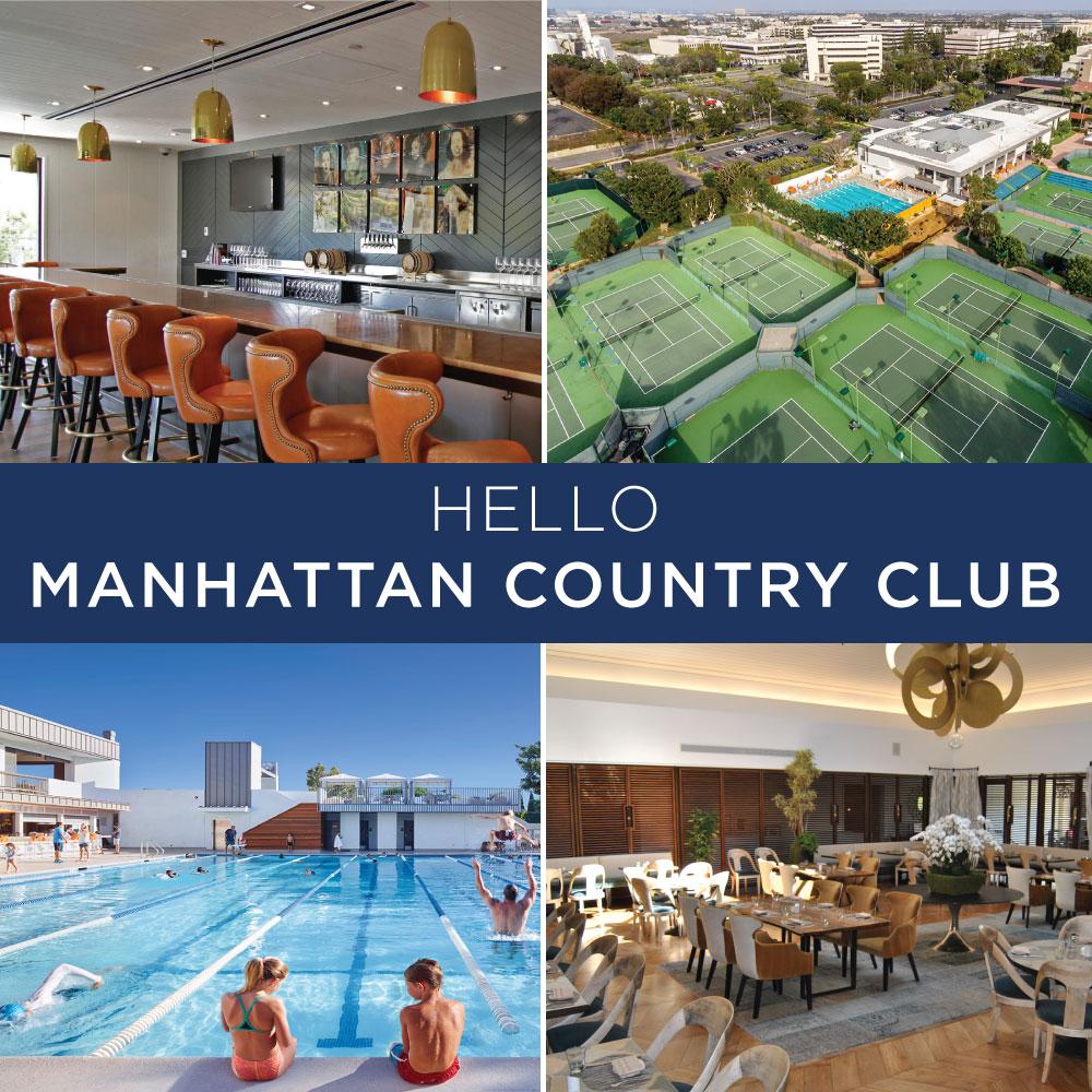 Hello Manhattan Country Club