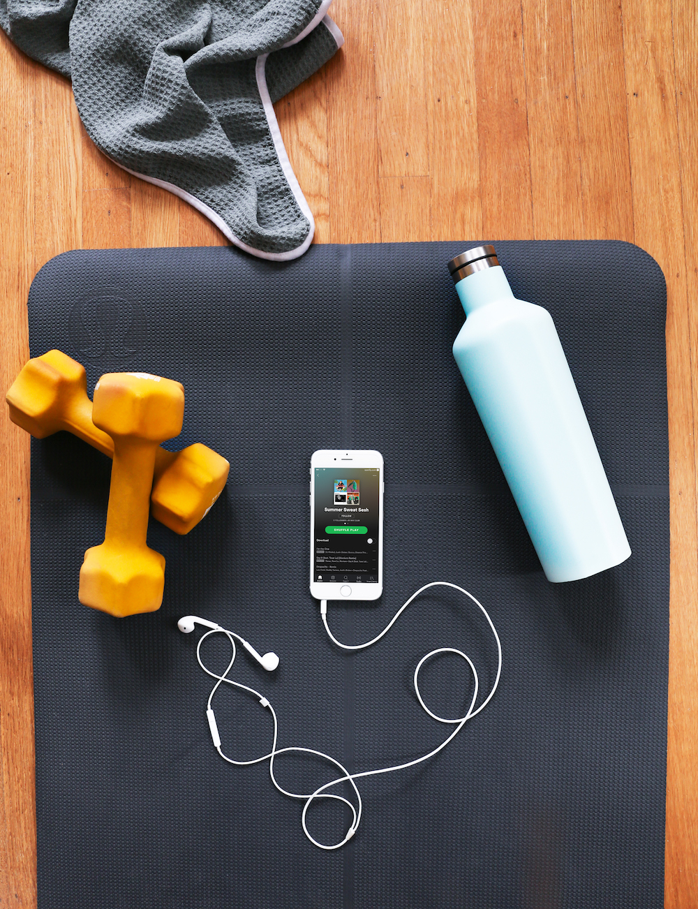 For your Summer Sweat Sesh