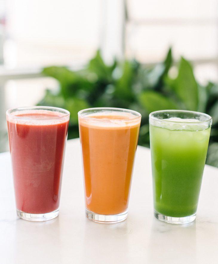 3 Café Vida Juices that Pack a Healthy Punch