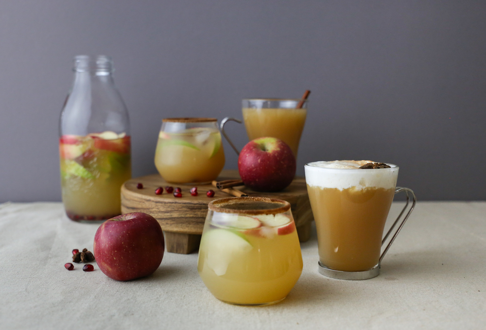 Mix it Up: 2 Festive Takes on Classic Apple Cider