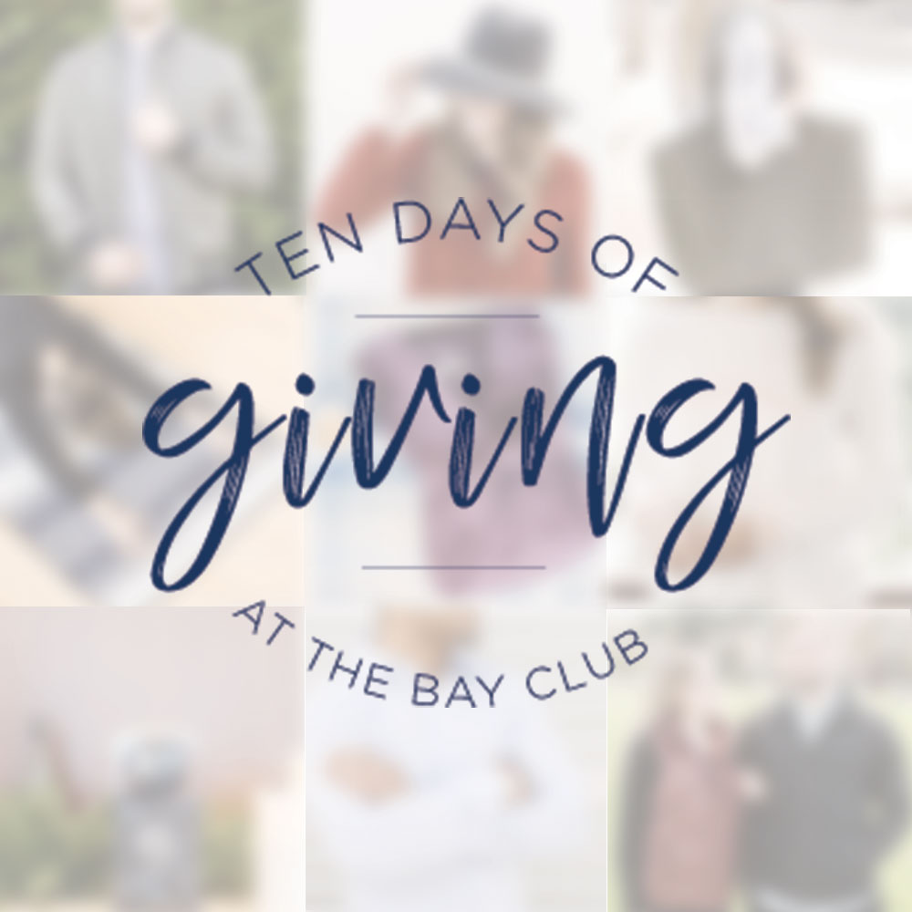 The 10 Days of Giving