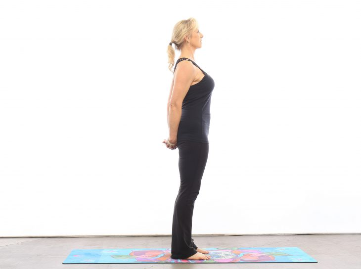 3 Yoga Poses for Better Posture