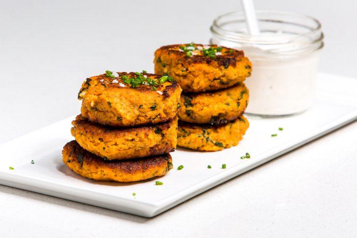 A Sweet (Potato) Series: Sweet Potato Fritters
