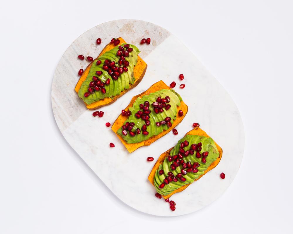 A Sweet (Potato) Series: Sweet Potato Toast