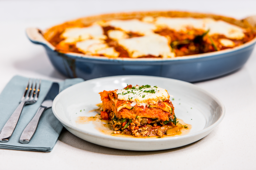 A Sweet (Potato) Series: Sweet Potato Lasagna? Yes, Please!