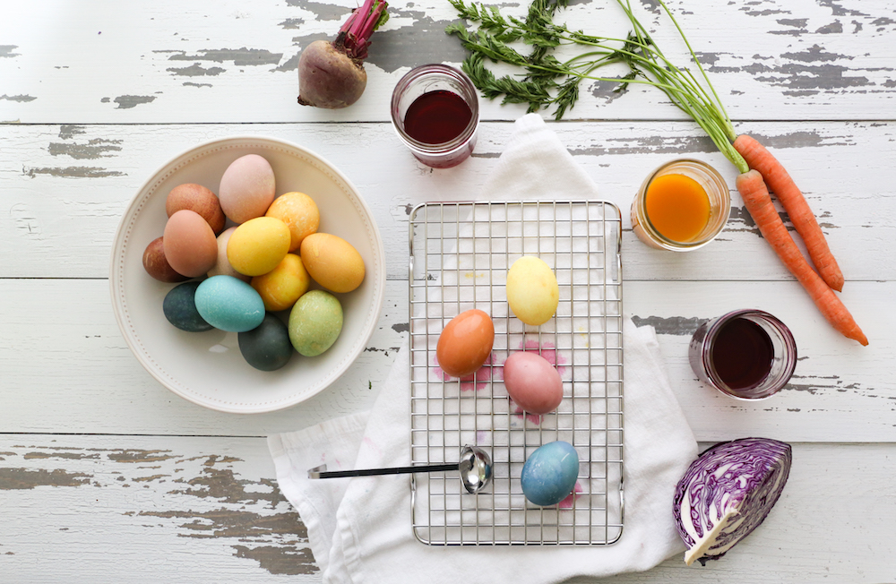 Egg-cellent: A Natural Way to Dye your Easter Eggs