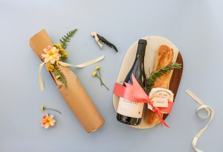 Stop and Smell the Rosé: 2 Ways to Gift Wine