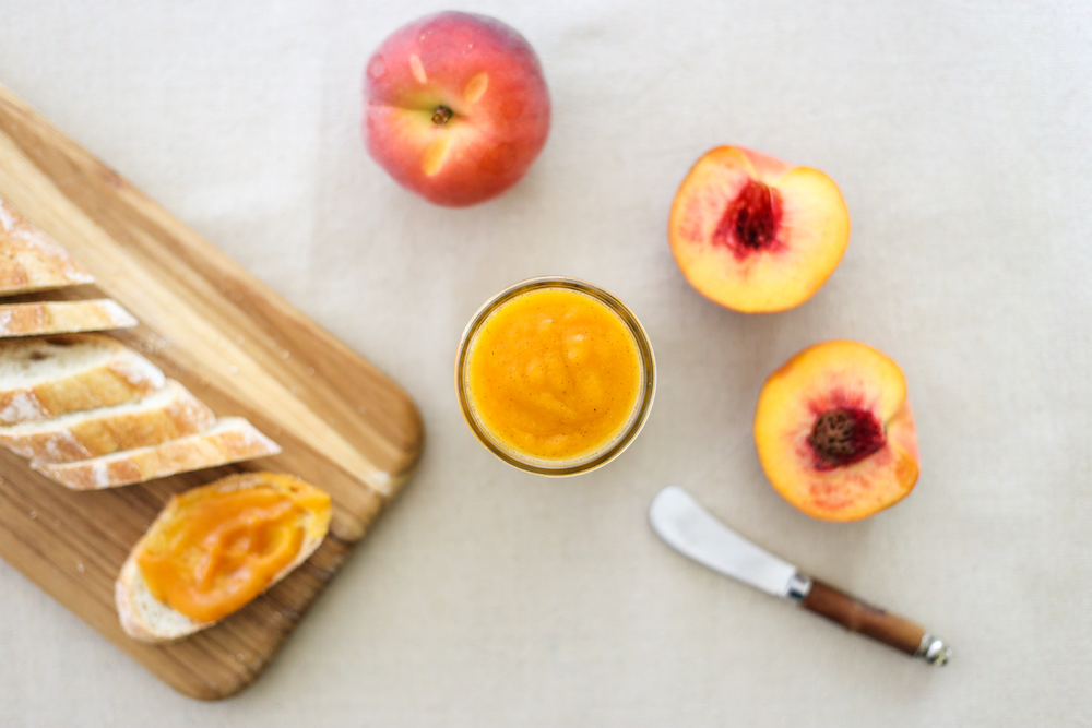 Final Peach Butter
