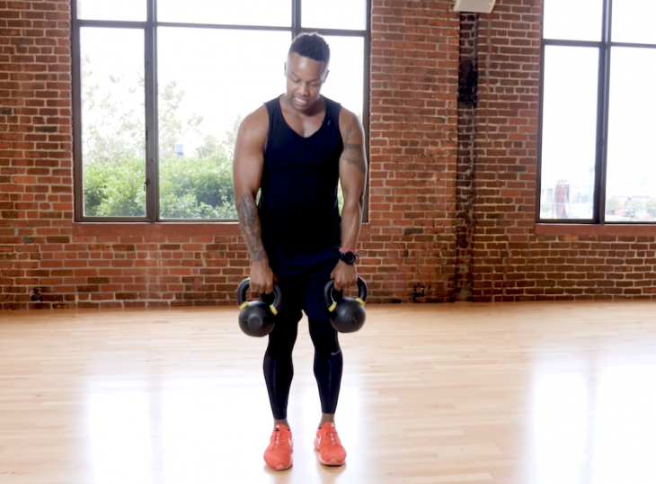 Simplify Your Workout: Kettlebell