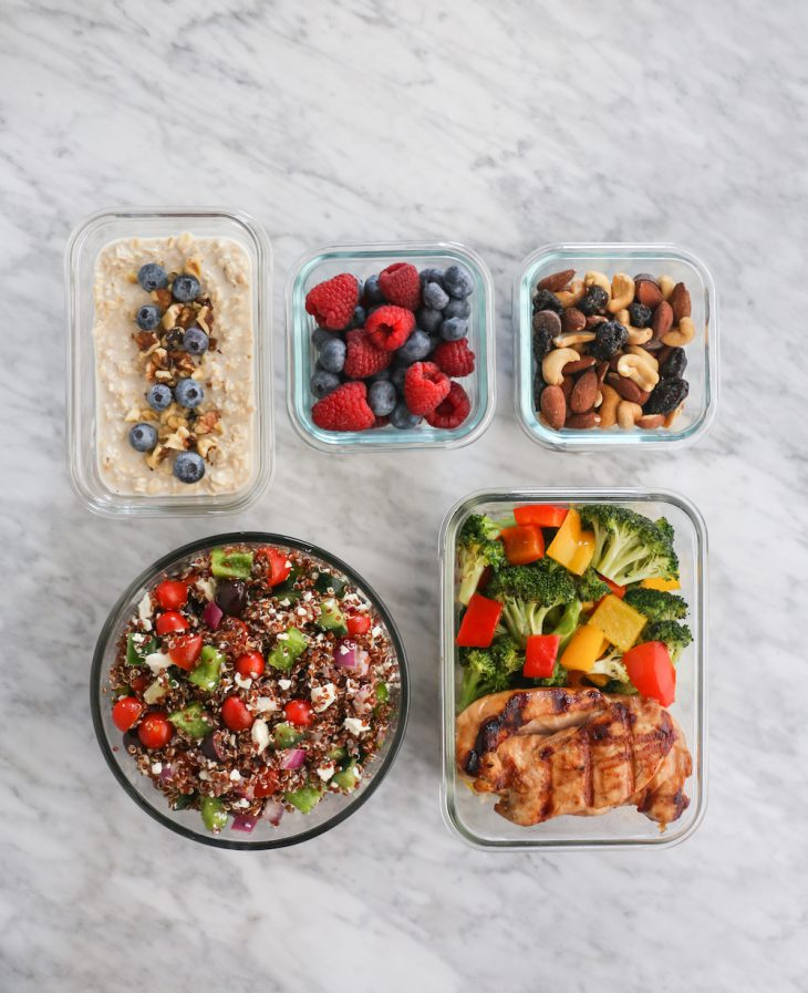 How Meal Prep Can Lead To A More Balanced & Healthy Lifestyle