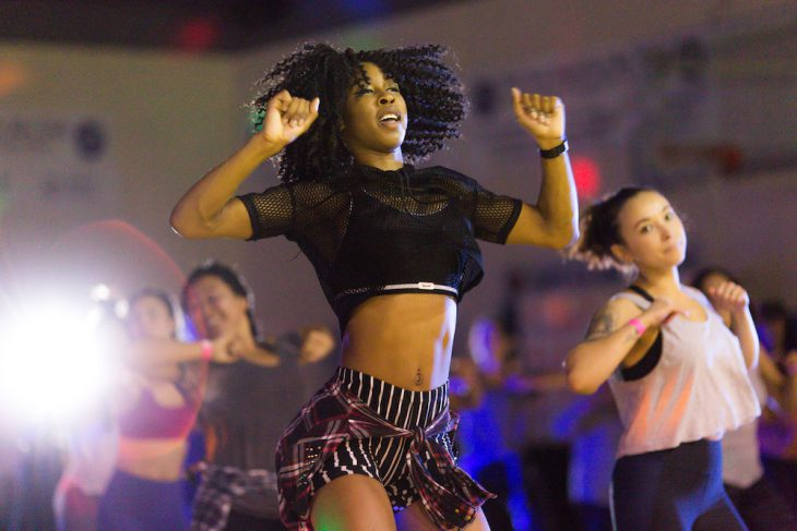 Movin' and Groovin': The Benefits of Dance Cardio
