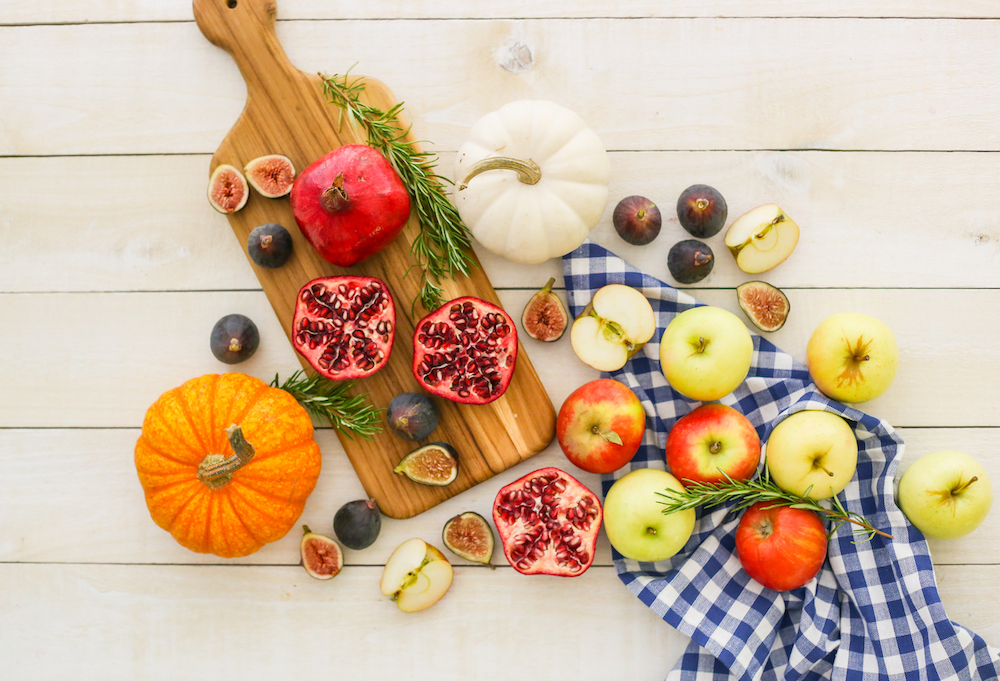 Fall is Our Favorite for Good Food and Family Time