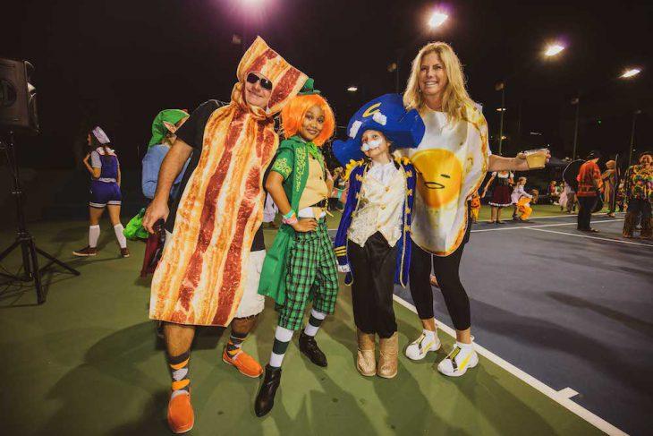 In Pictures: Halloween at Manhattan Country Club
