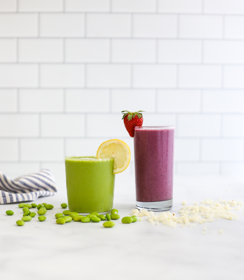Blending Up a Tasty Treat: 2 Interesting Smoothie Ingredients