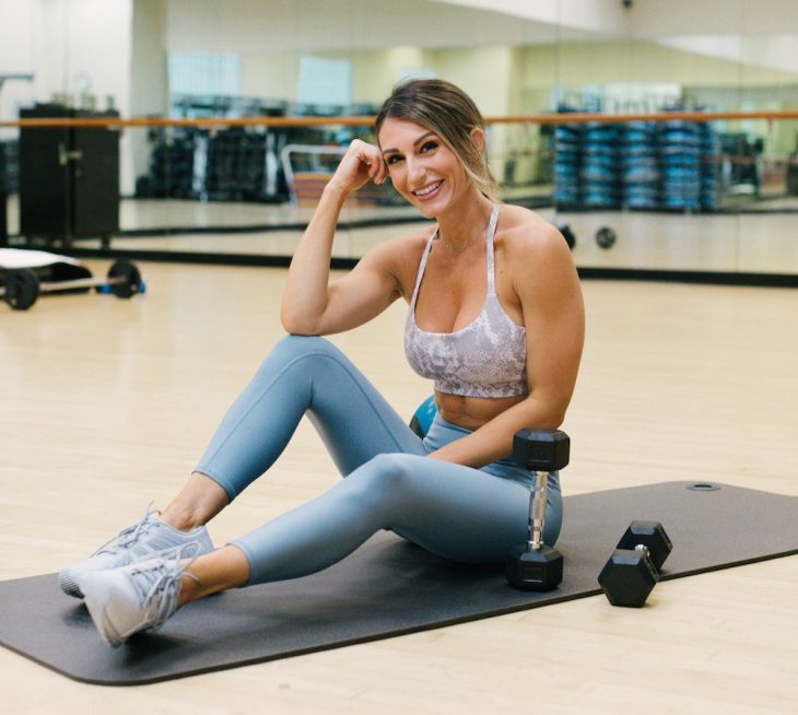 Fitness Series with Jenna Pardini: Upper Body Workout