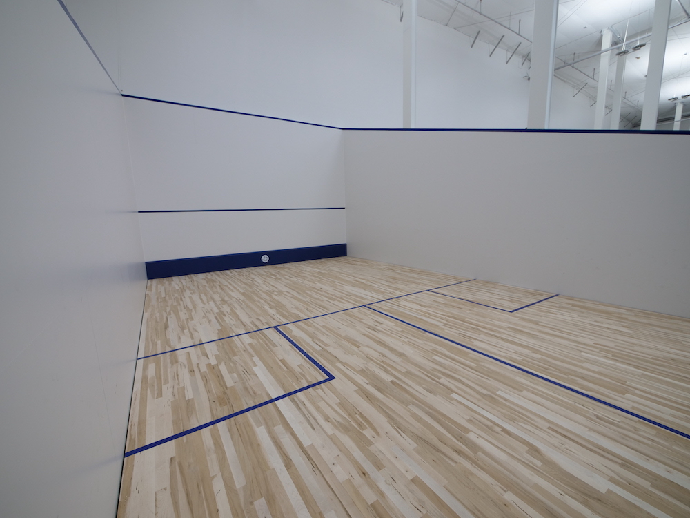Calling all Squash Players: At-Home Tips from Maha