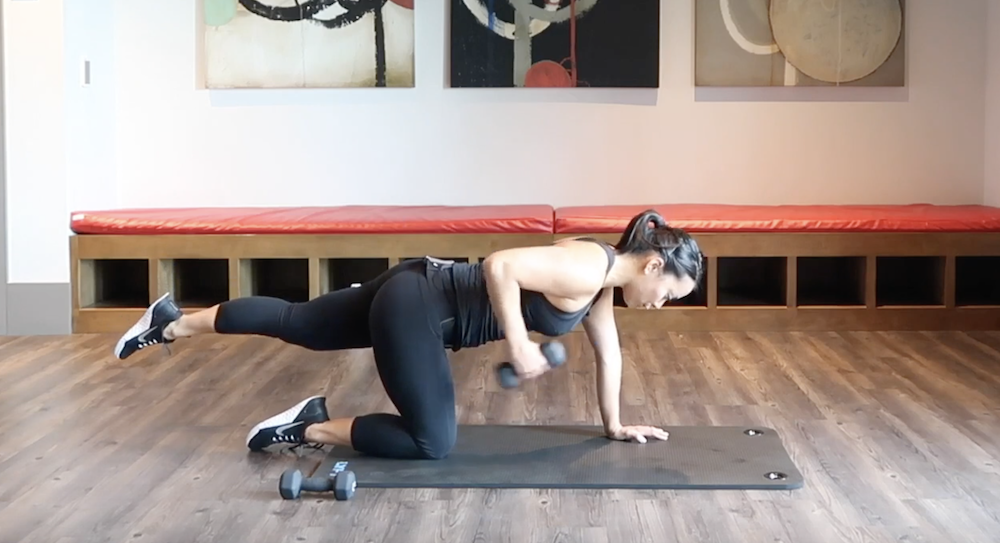 20-Minute Total Body HIIT Workout with Jenny Jaucian