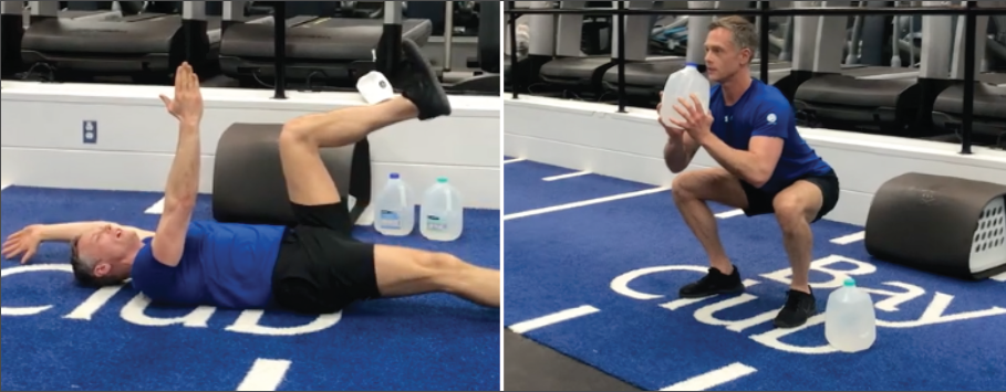 12 Part Workout with Jonathan Jordan!