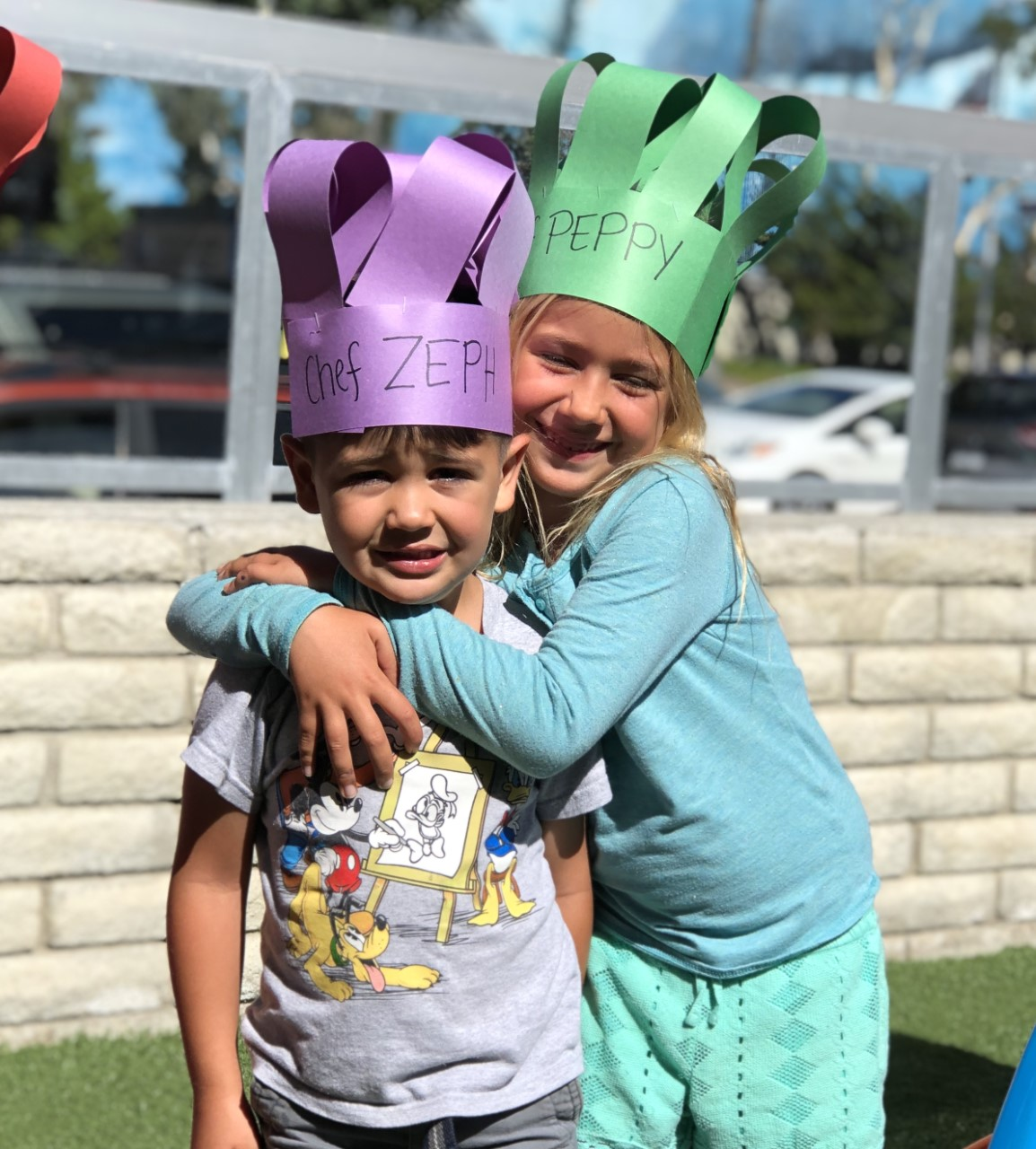 Family Fun: DIY Chef Hats and New Games