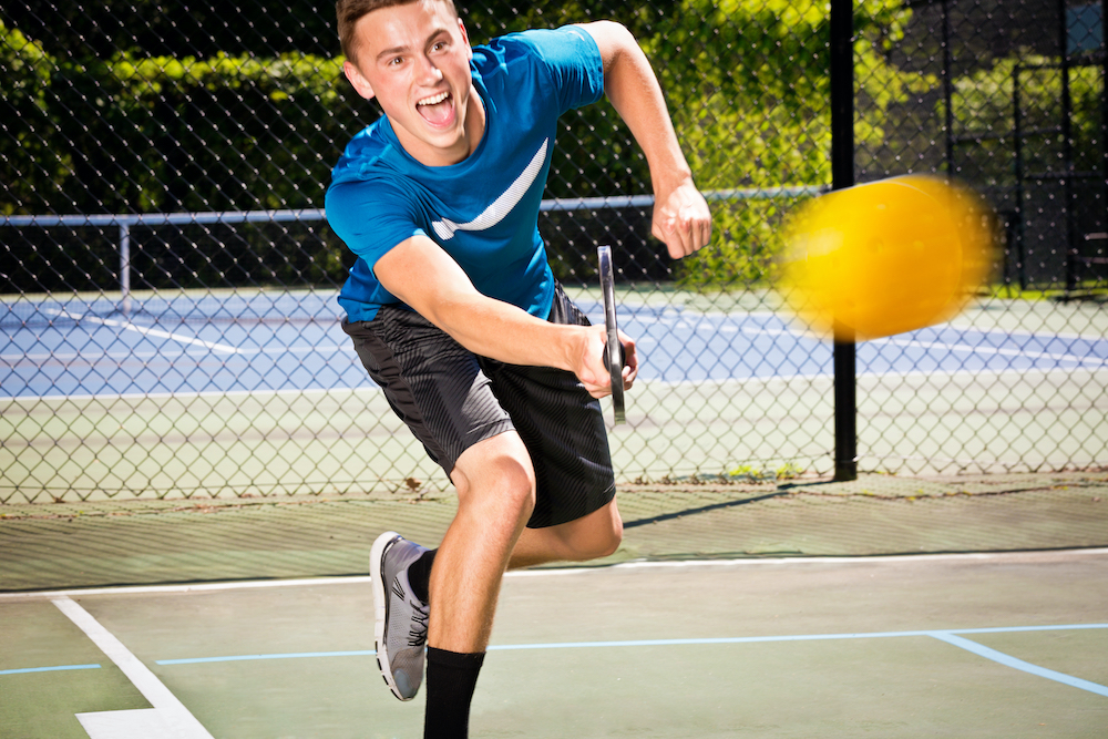 Quick Tennis + Pickleball Tips from Tom