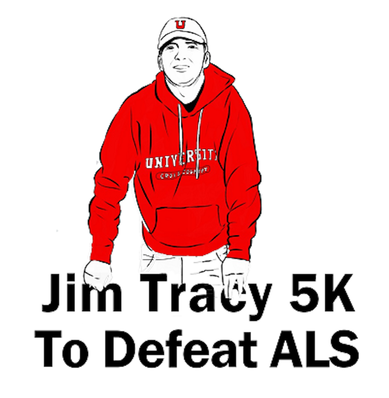 Help us Support the 6th Annual Jim Tracy 5K race to Defeat ALS