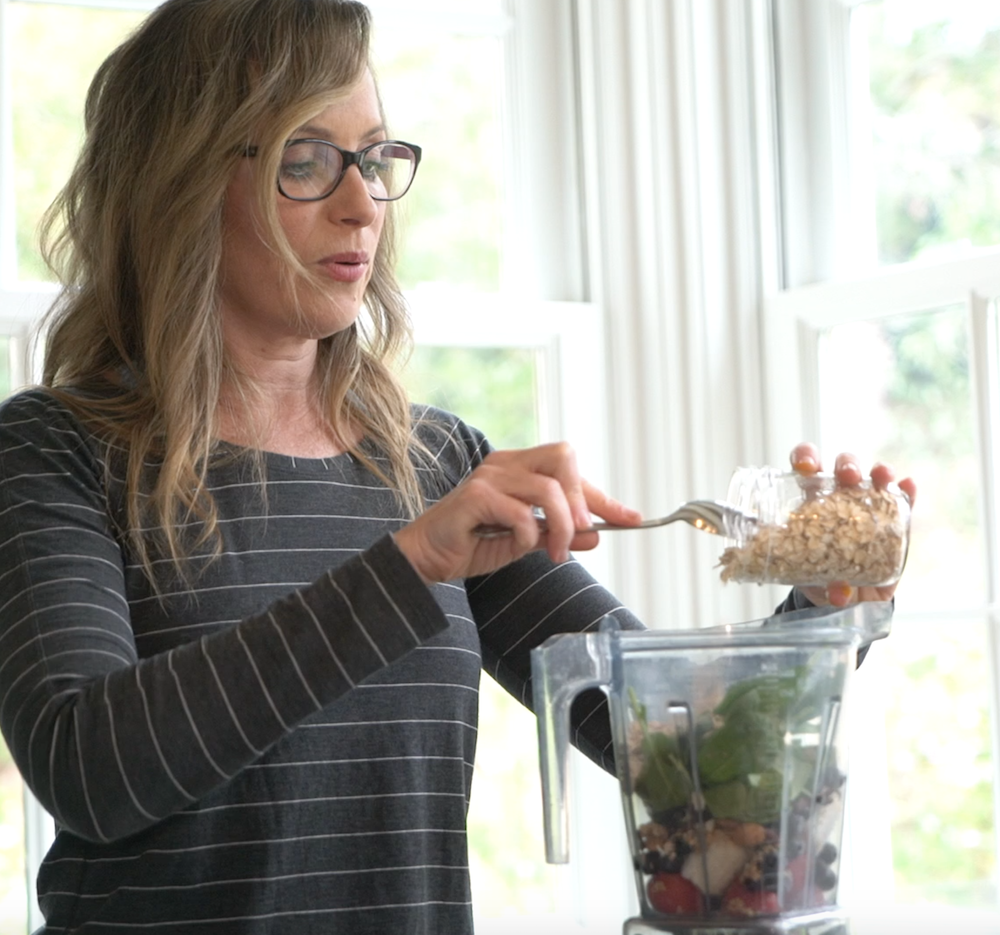 The Perfect Smoothie from Chrissy Roth
