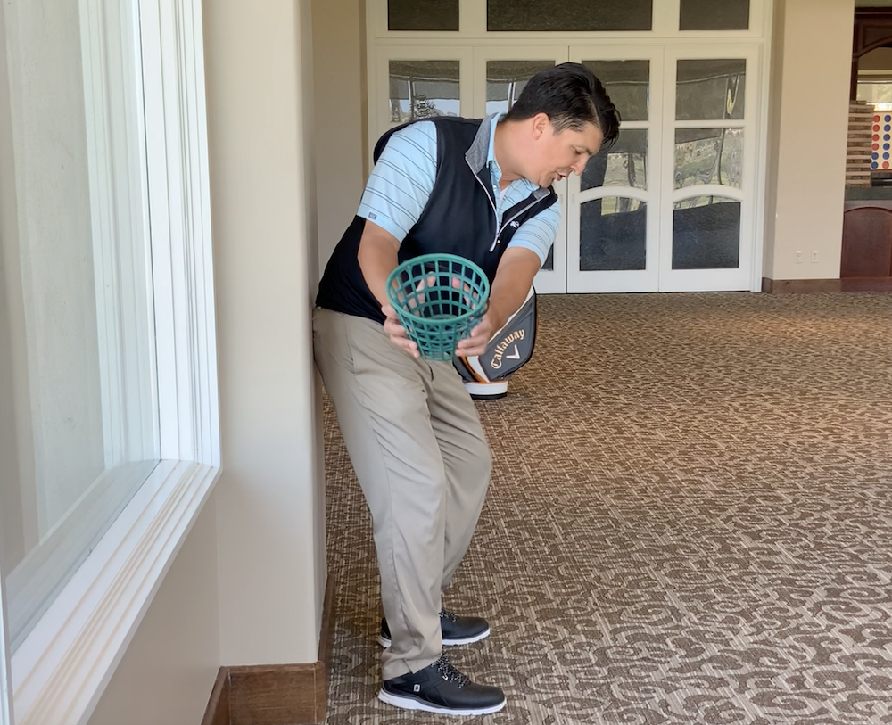 Improve your Golf Swing Posture with Mike Mendez