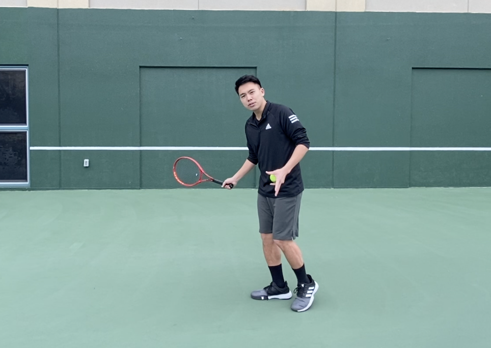 Tennis Tips from Vinh
