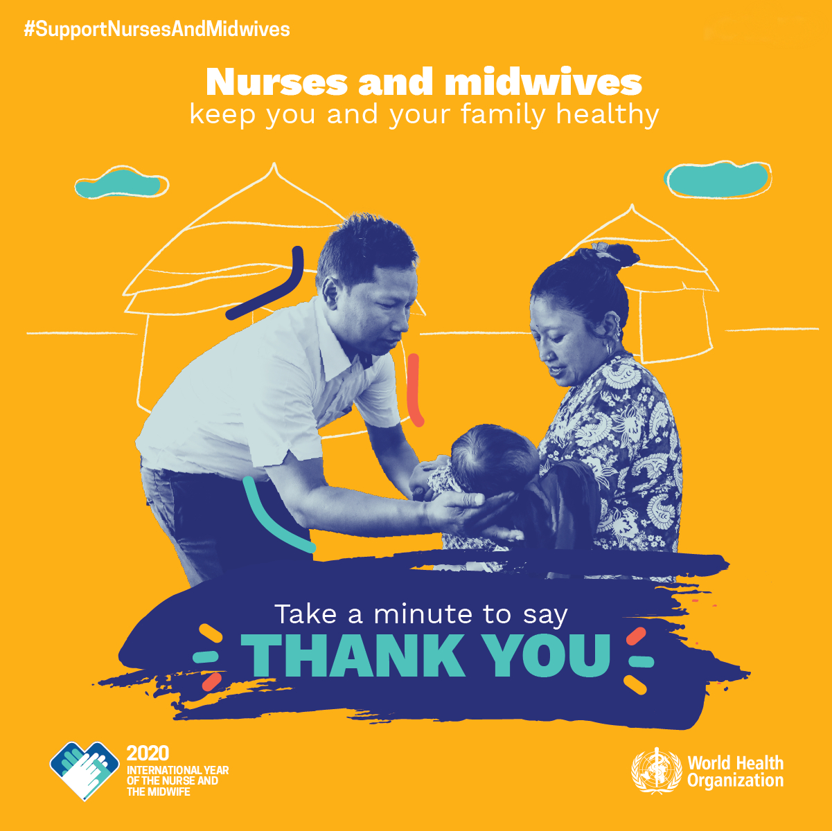 Today is World Health Day: Thank a Nurse!