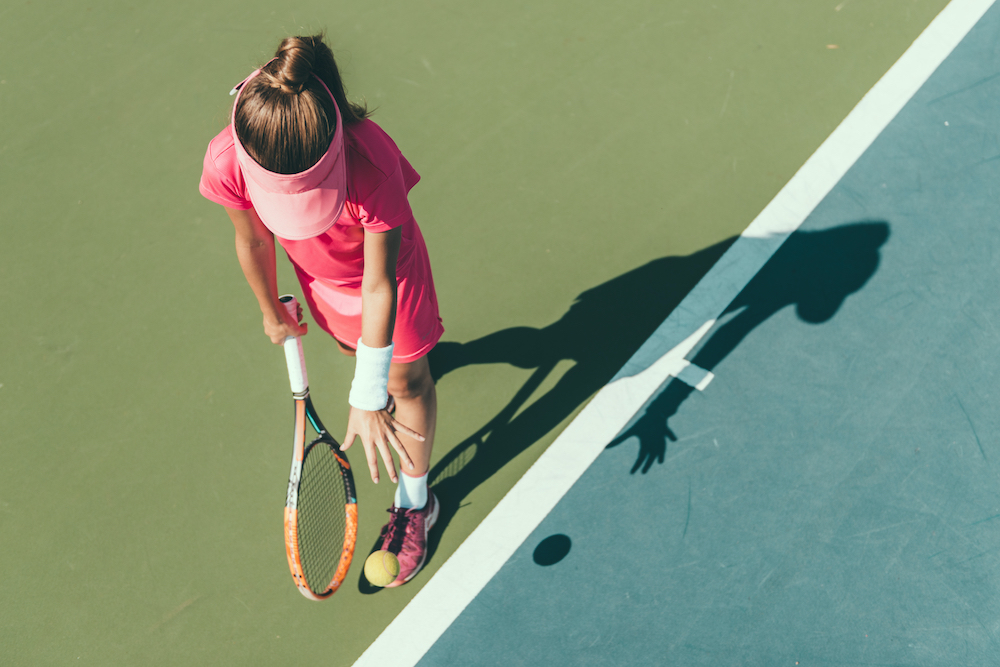 Strengthening Techniques to Improve your Tennis Game from Spencer