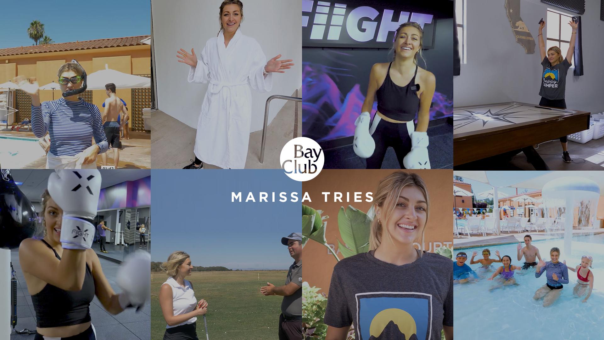 Marissa Tries…it all!