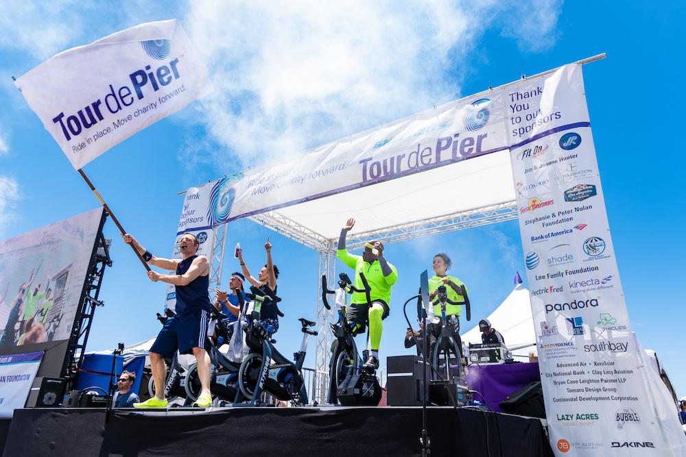 Get Ready to Ride with Tour de Pier!